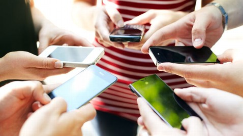 Mobiles Users - GoGoodness